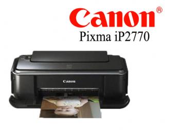 MÁY IN PHUN MÀU CANON PIXMA iP2770